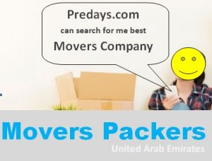 Movers company in Dubai