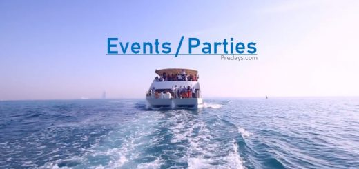 Events and Parties in Dubai