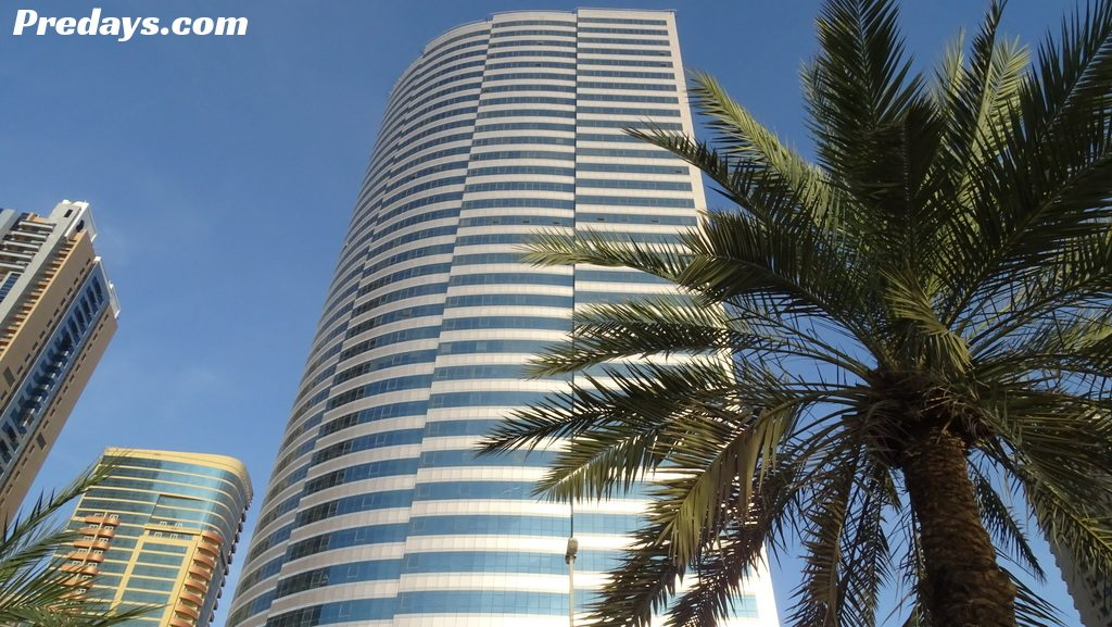Building in Sharjah UAE