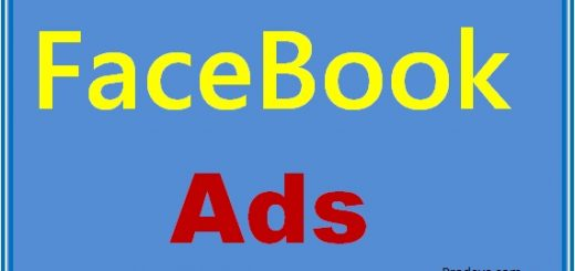 Ads in Facebook
